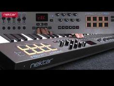 Loops and Beats: Nektar Impact LX25  USB MIDI Keyboard