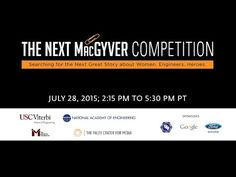 The Next MacGyver Competition: Pitches, Panels, Party & Winners Revealed! | The Paley Center for Media