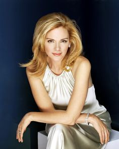 Kim Cattrall - actress - born 08/21/1956   Liverpool, England. Moved to BC Canada as an infant.