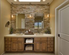 Master Bathroom Vanity Ideas Sybifa Home Interior Intended For Small