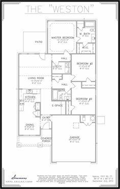 Tulsa home builders floor plans gurus floor for Simmons homes floor plans