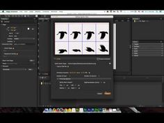 Create animations using sprite sheets in Adobe Edge Animate CC 2014