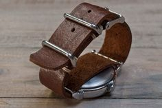 F R E E / M A N - Journal - Wood & Faulk Makes: Leather Watchstrap