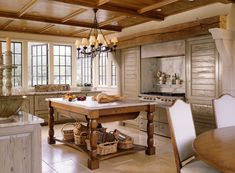 pecky cypress covers the fridge....Finding Home – McAlpine Tankersley Architecture » ice box tops