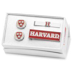 Harvard University 3-Piece Gift Set