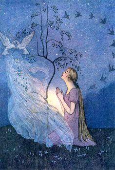 fuckyeahvintageillustration:  'Grimm's Fairy Tales' illustrated...