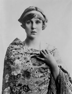 Lady Diana Manners; 29.8.1892|1636.1986. Officially youngest daughter of 8th Duke of Rutland & his wife, the former Violet Lindsay, but Diana's real father was the writer Henry Cust. She became active in The Coterie, an influential group of young English aristocrats + intellectuals of 1910's whose prominence + numbers were cut short by WWI.