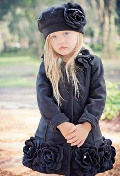 Пальто из флиса