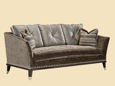 Shawna Sofa.  Available to custom order at Mathis Brothers in Tulsa, OK.  Please ask for Dessie at the reception desk.