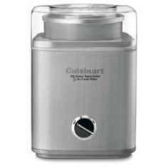 Pure Indulgence 2 Qt. Frozen Yogurt, Sorbet and Ice Cream Maker-ICE30BC at The Home Depot
