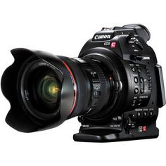 Canon EOS C100 Cinema EOS Camera with Dual Pixel CMOS AF and 24-105mm f/4L Lens This shall Be mine in 2 months from this post.  What an amazing Video Camera!