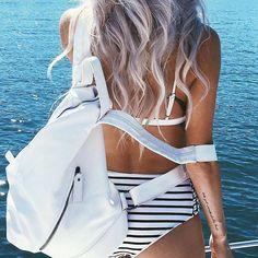off the deep end #katia backpack  📷 @emilyrosehannon  #bohemian #boho #stickstoneslifestyle #stickstones #gypsy #jewelry #statementjewelry #bracelets #cuffs #rings #leatherbackpack #bohemianstyle #goddess #designer #handcrafted #handmade