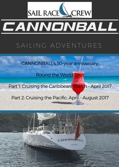 Sailing adventures: Caribbean and Pacific