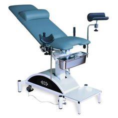 BTL-1500 Fotel ginekologiczny trzysilnikowy. Mocna i elegancka konstrukcja zapewnia maksymalną stabilność