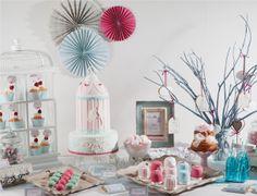 Sweet Candy Tables für Hochzeiten und besondere Feste | Friedatheres