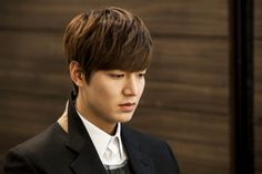 Lee Min Ho as Kim Tan in the Heirs