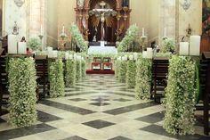 Una imagen de la iglesia donde me voy a casar :) Tomado de http://www.bakuevents.com/