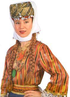 Femme d' Adiyaman en Turquie