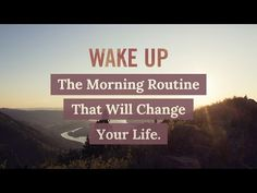 Wake Up: Become an Early Riser and Awaken to Your True Self