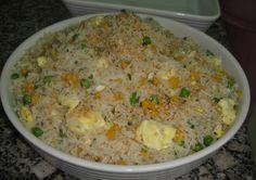 Maryam's Culinary Wonders: 227. Chinese Egg Fried Rice