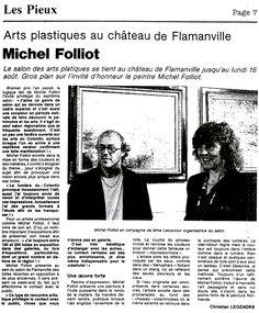 Après les débuts de l'artiste, la revue de presse des années 80 continue avec cette sélection d'articles !  Nous sommes désolés pour la qualité parfois médiocre de l'image,  ...