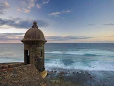 San Juan, Old Town, Fuerte San Cristobal, Puerto Rico Photographic Print by Michele Falzone at Art.com
