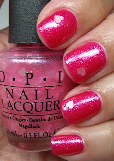 OPI Vintage Minnie Mouse Collection: I'm All Ears and Nothin' Mousie 'Bout It