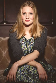 Romola Garai. Great actress - and awesome this was in the actors category feed