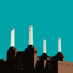 Battersea power station by Jayson Lilley