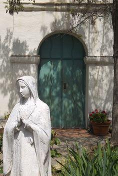 MIssion San Juan Bautista.,CA.