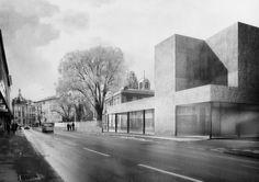 Erweiterung Kunstmuseum Chur