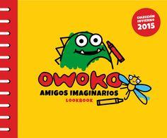 Lookbook Colección Invierno 2015 Owoko ¡Amigos Imaginarios!