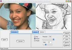 Photo To Sketch est un superbe outil gratuit qui va transformer vos photos en dessin