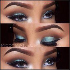! Michelle Dotdot Makeup ! @mdotmakeup Instagram photos | Webstagram - the best Instagram viewer