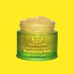 Yahoo Beauty Loves: A limited edition mask packed from Tata Harper that is packed with raw honey for an instant glow
