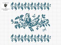 Lacomtesse&lepointdecroix: Uccellini