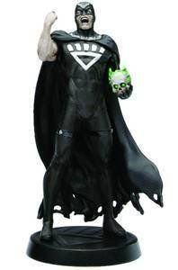 "DC Blackest Night Figurine Collection #1 Black Hand by Eaglemoss. $14.99. Includes Figure and Magazine. Hand Painted Lead Figurine (approx. 4"" tall). Limited Edition. The Blackest Night Collection is a new magazine series that expands upon the award-winning DC Comics Super Hero Collection. Aimed at fans of DC Comics and, in particular, the Green Lantern milieu, the Blackest Night Collection will focus on DC Comics' 2009-2010 event, the critically-acclaimed Blackest Night and its ..."