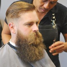 """Discover additional details on """"male hairstyle"""". Look at our internet site. Moustache, Walrus Mustache, Beard No Mustache, Badass Beard, Epic Beard, Full Beard, Beard Head, Beard Boy, Grey Beards"""