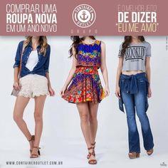 Reflexão para começar o 2016 bem #VemProContainerOutlet #Moda #Outlet #ContainerOutlet #Fashion #ChiqueéPagarPouco