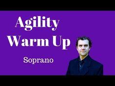 Mezzo Soprano Singing Warm Up - Full Range - Agility Focused Singing Warm Ups, Vocal Warmups, Singing Course, Reading Sheet Music, Audition Songs, Vocal Exercises, Mezzo Soprano, Music Sing