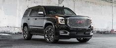 Los Angeles 2017 - Presenting GMC Yukon Denali Ultimate Black Edition