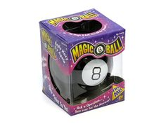 Magic 8-Ball - Toys you played with as a kid™
