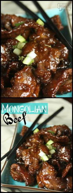 You can make this P.F. Changs Mongolian Beef for the ENTIRE family for the same price (or less) as one order of Mongolian Beef from off of the menu!  via @favfamilyrecipz