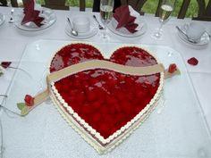 strawberry cake diy