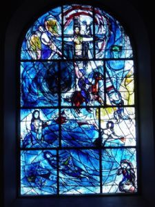 Marc Chagall stained glass window at All Saints Church Tudeley - 10 minutes from my front door and an escape into beauty, love and peace