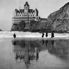 Cliff House San Francisco Photos | ... Cliff House. This eight-story version of the Cliff House opened in