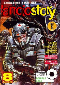 SCRIVOQUANDOVOGLIO: LANCIOSTORY (29/09/1986)