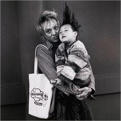 Hiroh Kikai Photography  'A Tattoo Artist and His Son'