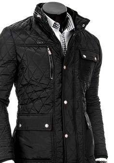 Something every Gentleman should have in his wardrobe. A down Jacket.