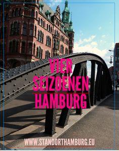 4 seasons in Hamburg, a Dutch city guide